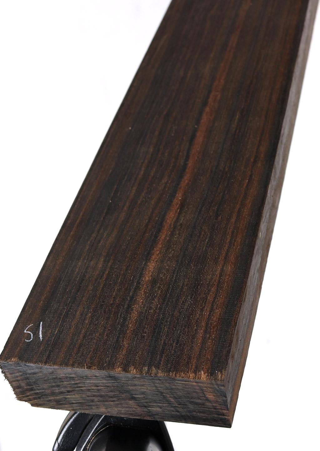 Tone Ninja 3-way Switch Tip in Macassar Ebony wood Fits most US Gibson etc